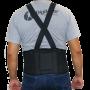 Cinturão abdominal lombar com suspensório Advance Super Confort Digitador C 630